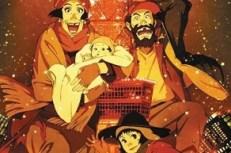 Tokyo Godfathers l'anime da guardare nelle feste natalizie recensione