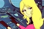 Kei Yuki Capitan Harlock bionda a bordo Arcadia