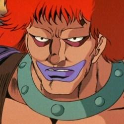 5. diamond kenshiro hokuto no ken ken il guerriero