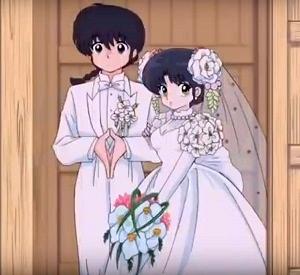 12. Ranma e Akane si sposano...forse! (Ranma)