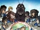manga e anime con pandemia da virus terra formars