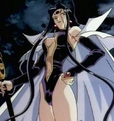 7 - Alcyone - Magic Knight Rayearth