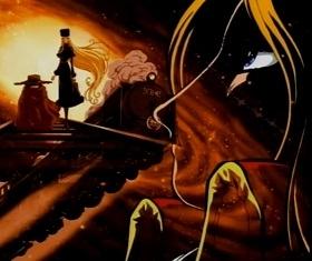 I personaggi e la trama degli OAV di Queen Emeraldas