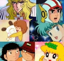 Tutti i cartoni animati di Bim Bum Bam anni '80 per categoria