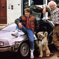 michael j. fox back to the future ritorno al futuro