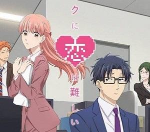 I personaggi di Wotakoi – L'amore è complicato per gli otaku