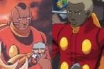 3 - cyborg 009 pyunma cyborg 008 - geronimo jr cyborg 005