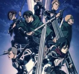 Il finale del manga Attack On Titan ad aprile 2021