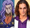 Damiano Maneskin Akira Otoishi Jojo 4 personaggi anime che assomigliano ai Maneskin