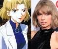 7. Ritsuko Akagi - Taylor Swift