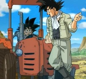 Dragon ball goku Non solo eroi ecco 18 personaggi anime che lavorano sodo