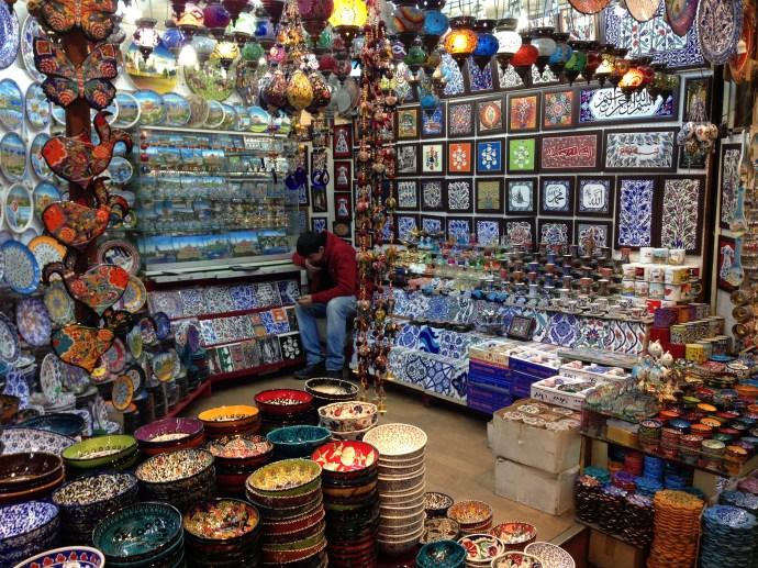 Gran_Bazar_Market_Istanbul_@The_Lost_Avocado