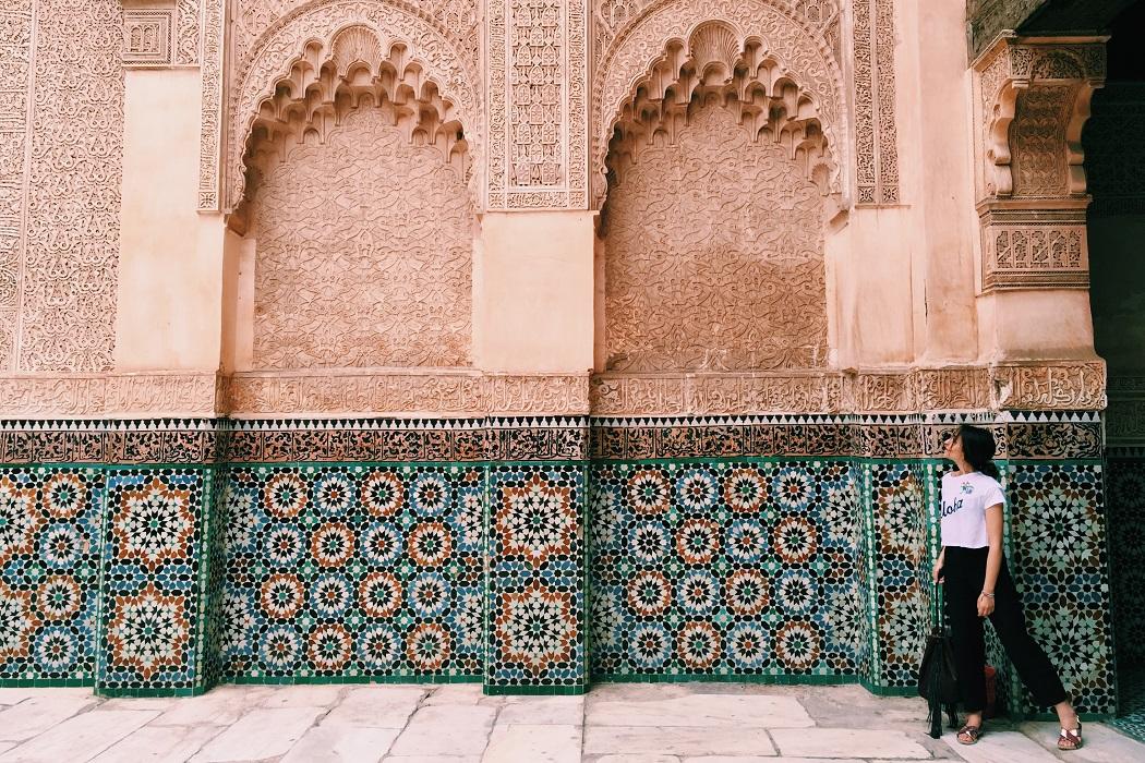 incontri donna ricca in marocco
