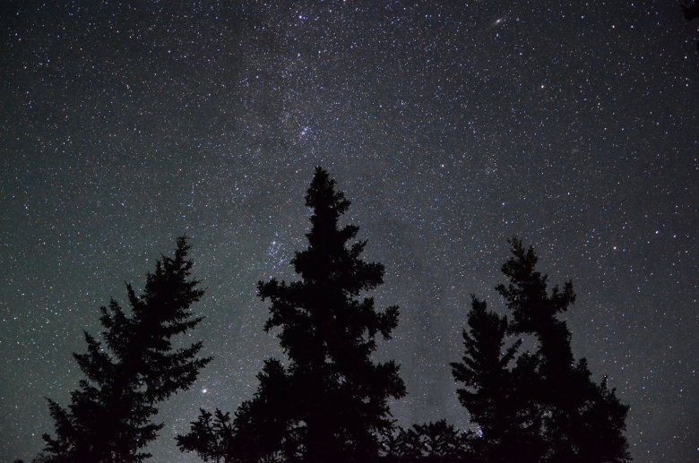 Saskatchewan Stars Night Skies