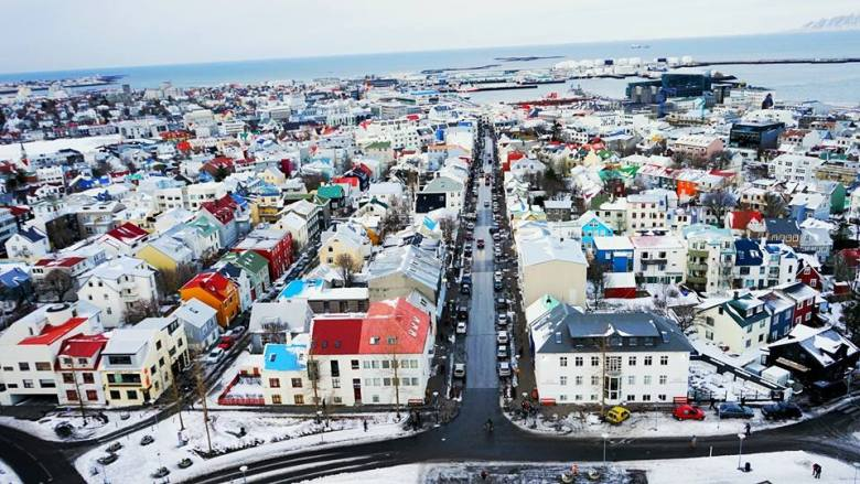 Just another reason why you should visit Iceland - in wintertime!