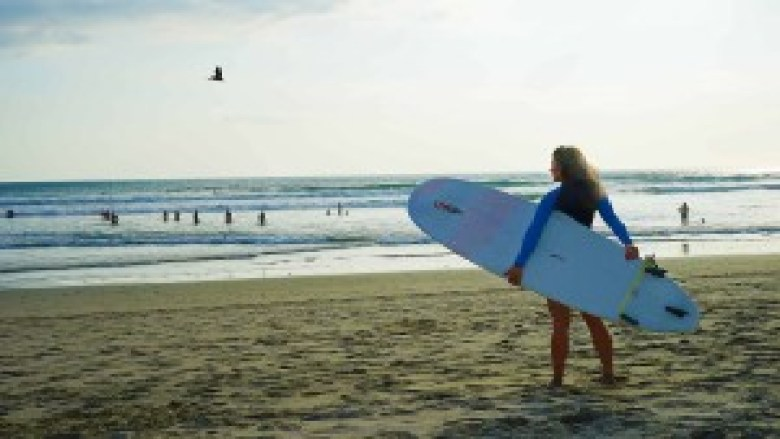 Surfing Santa Teresa Costa Rica