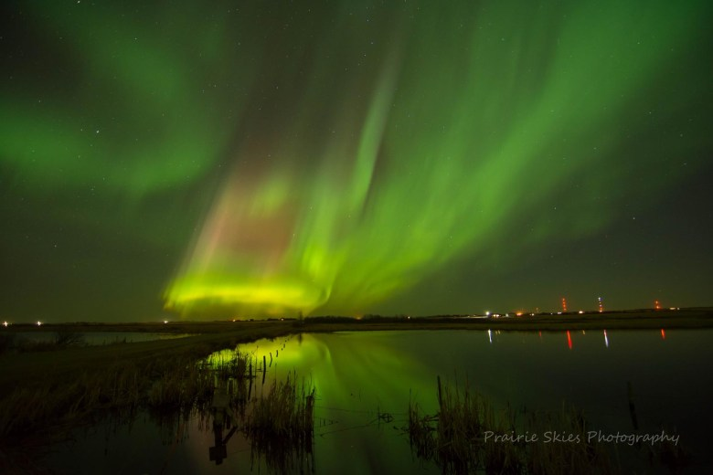 Credit: Dale White, taken northeast of Saskatoon