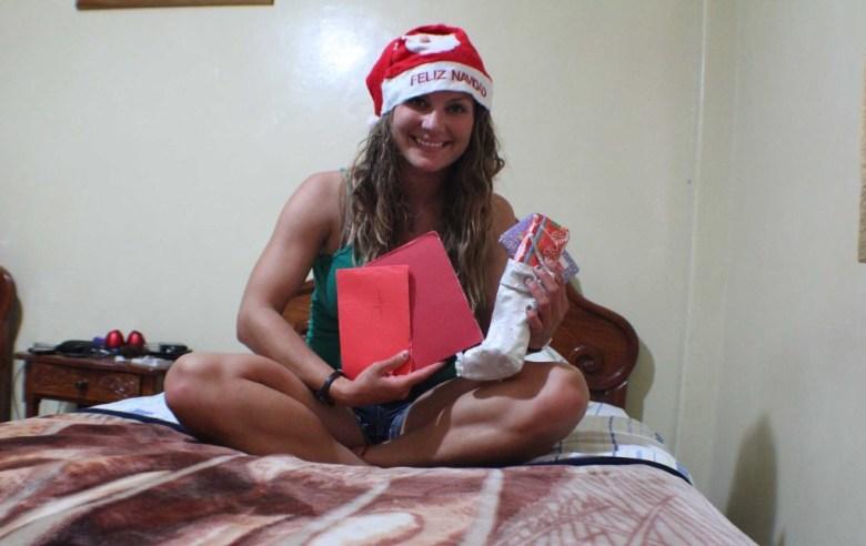 Feliz Navidad from Ecuador!