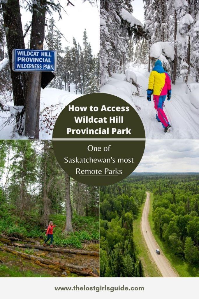 Wildcat Hill Provincial Park