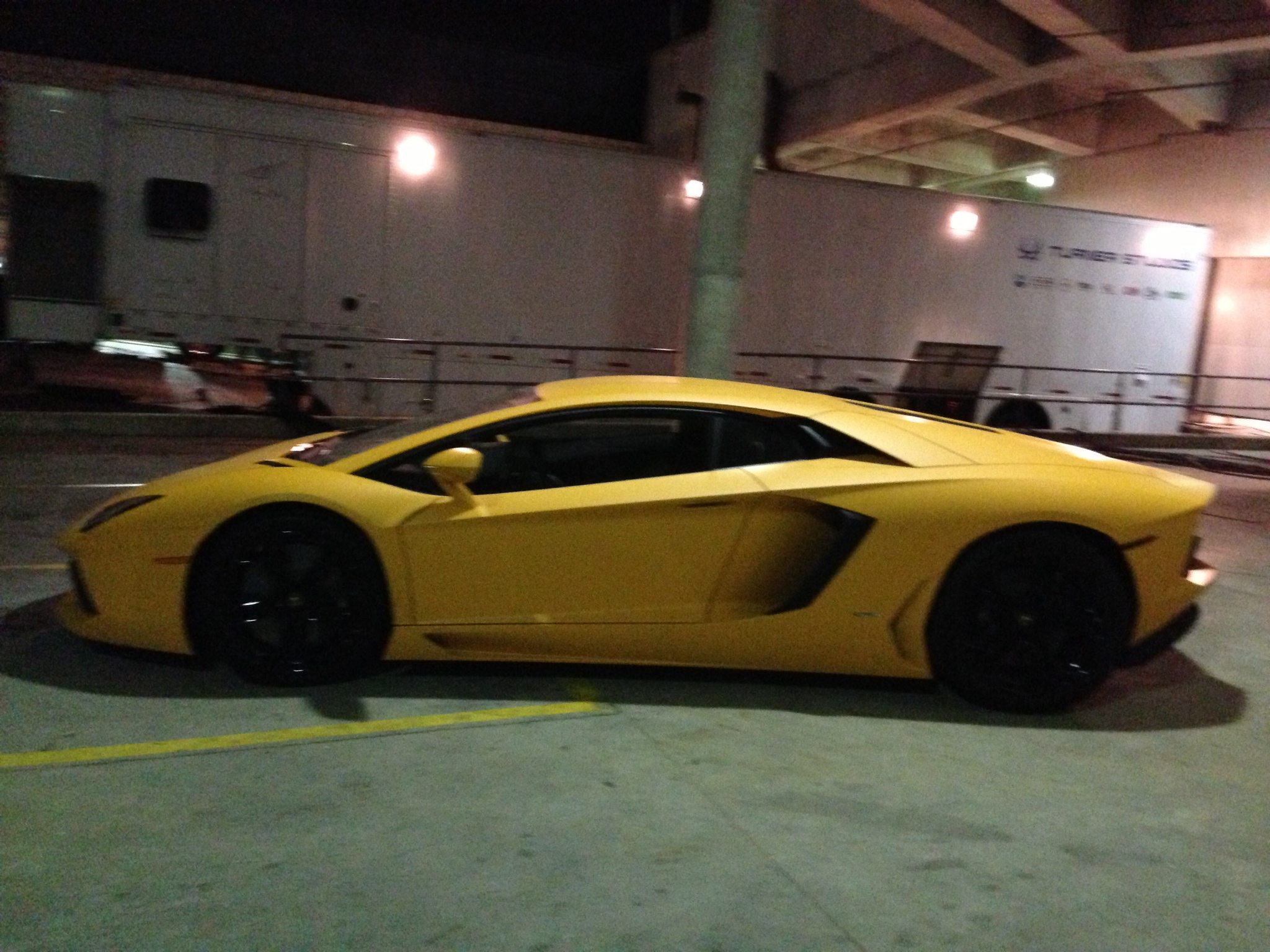 Fast And Furious Yellow Car