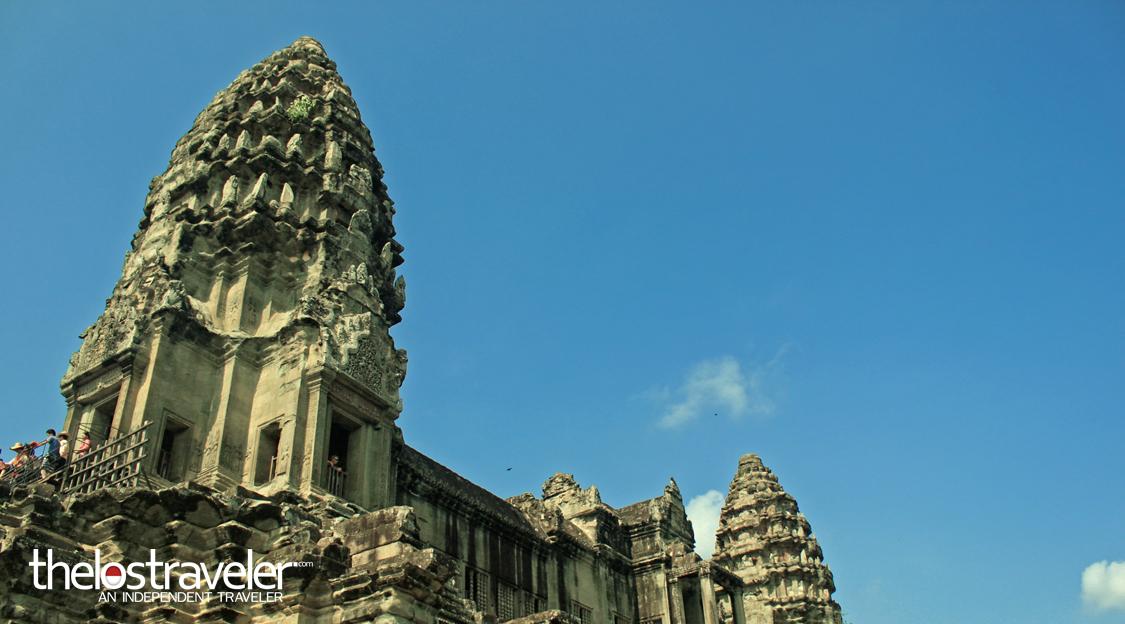 Kuil Dua Agama itu Bernama Angkor Wat