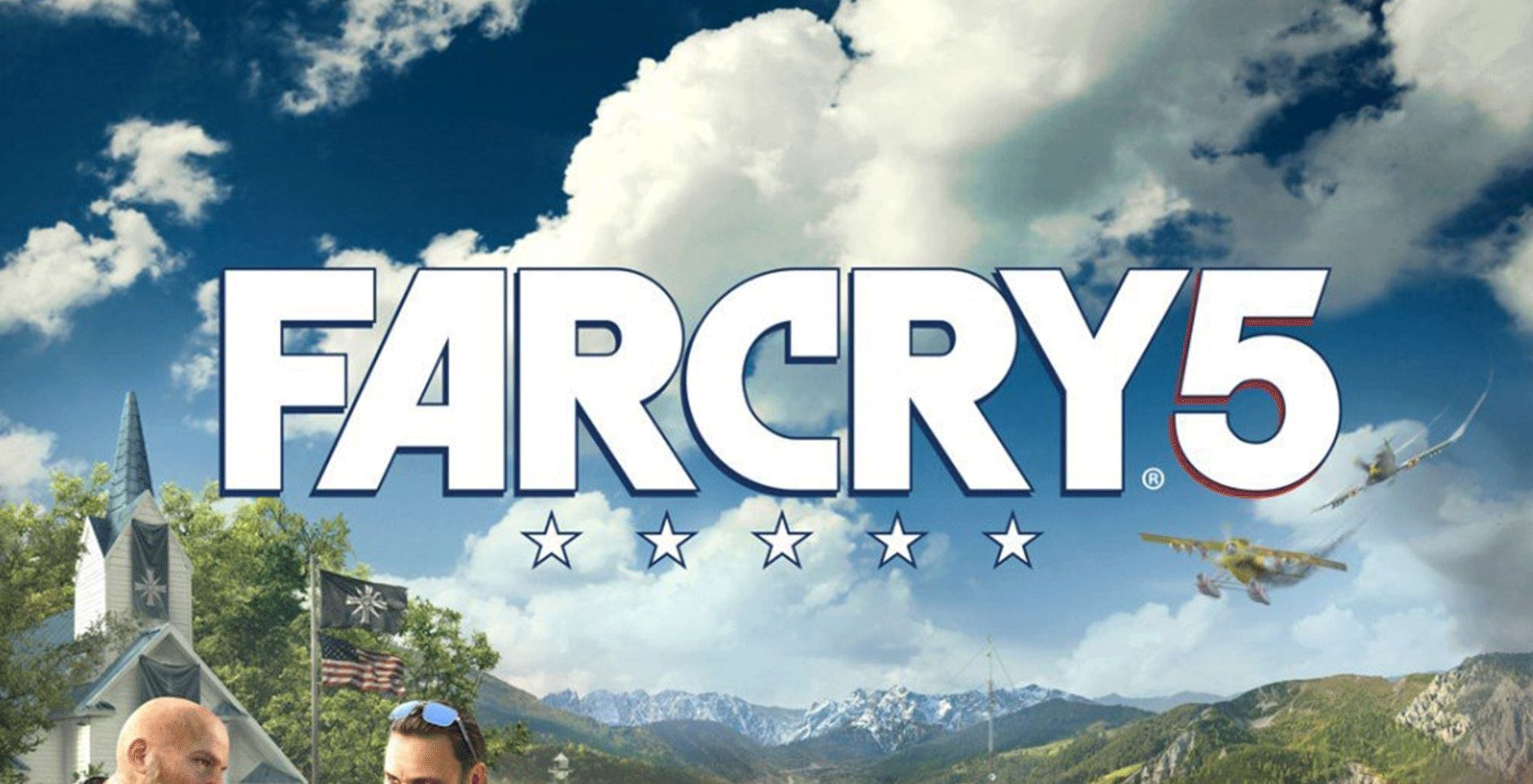 Far Cry 5: Big Bombast, Scant Soul   The Lost Signals