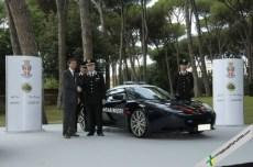 Evora S - Carabinieri