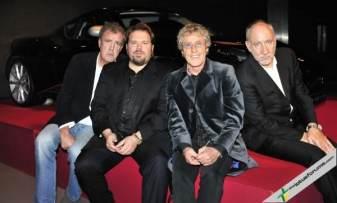 Jeremy, Gino, Roger, Pete
