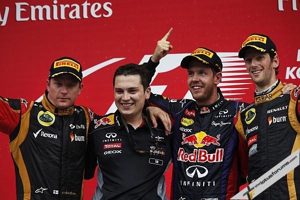 2013 Korean Grand Prix - Sunday