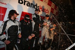 4 Elise Trophy podium