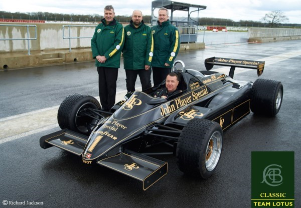 Lotus Type 91 Chassis 5