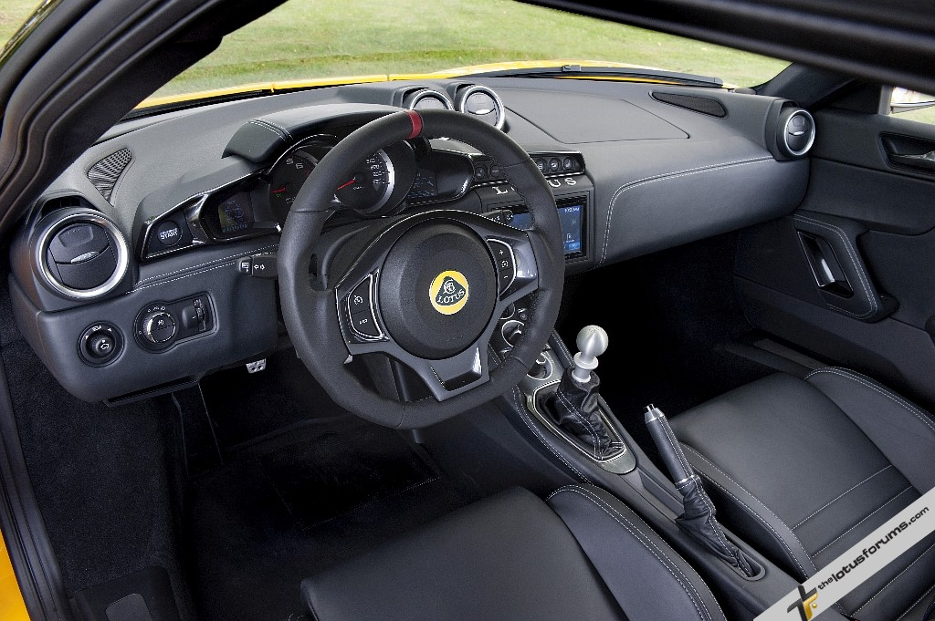 Evora 400 - Yellow (3)