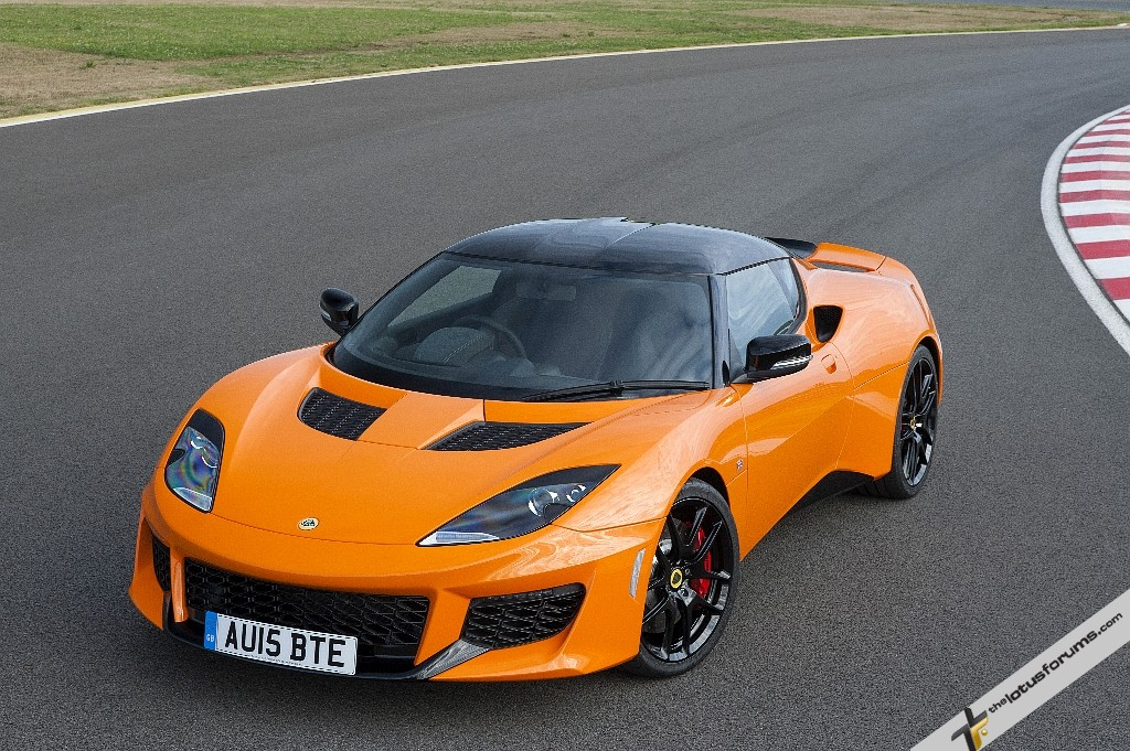 Lotus Evora 400 - Orange (13)