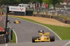 Lotus F1 demos