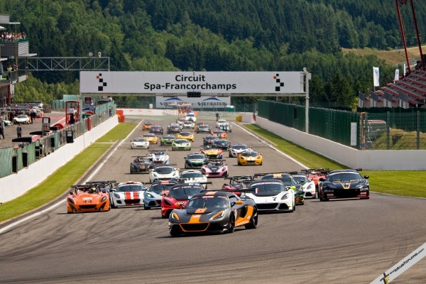 1 Spa-Francorchamps