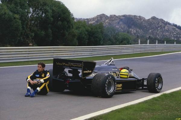 Lotus-97T-+-Ayrton-Senna