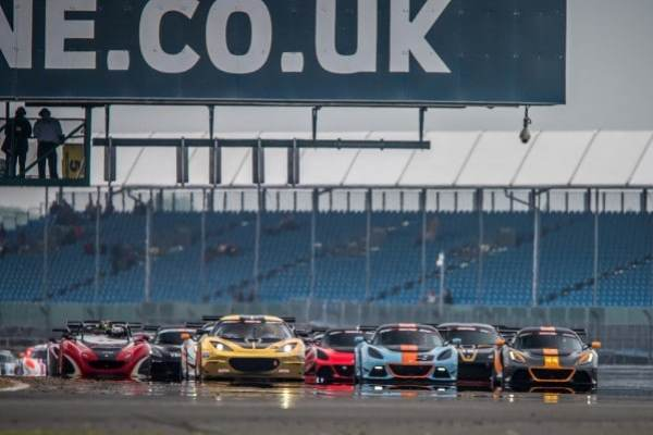 The latest round of Lotus Cup Europe took place at Silverstone