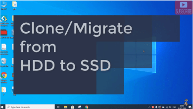 Photo of How to Clone HDD to SSD Without Reinstalling Windows for Free