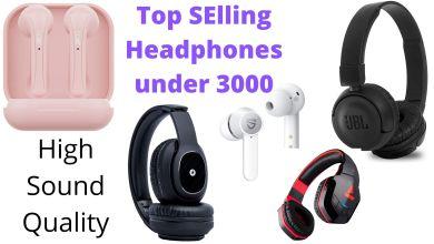 Photo of Top 10 Best Wireless Headphones Under 3000 in India 2021