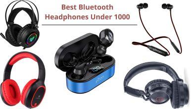Photo of Top 10 Best Bluetooth Headphones Under 1000 in India 2021