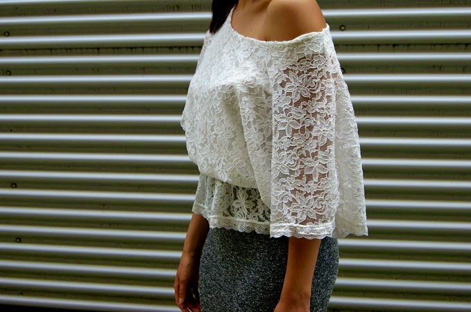 LOOK: IN SPANISH LACE