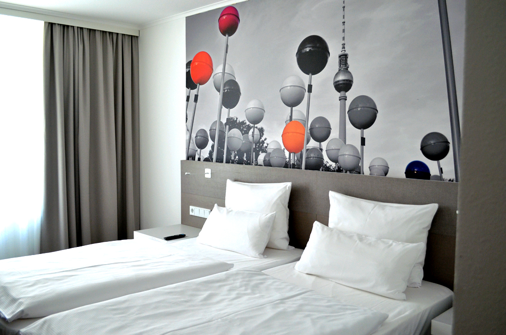 WHERE TO STAY IN BERLIN: SUPERIORHOTEL NH BERLIN MITTE