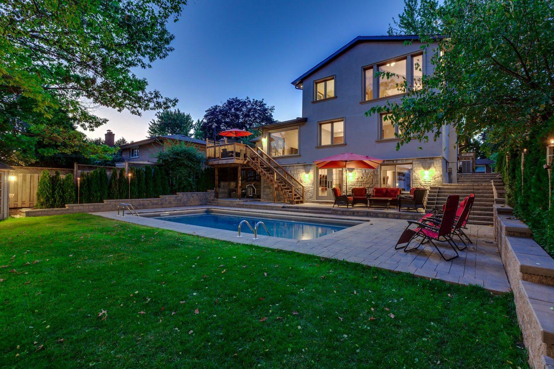 Renovated Dream Home In Oakville 506 Falgarwood Dr The Lourantos Group