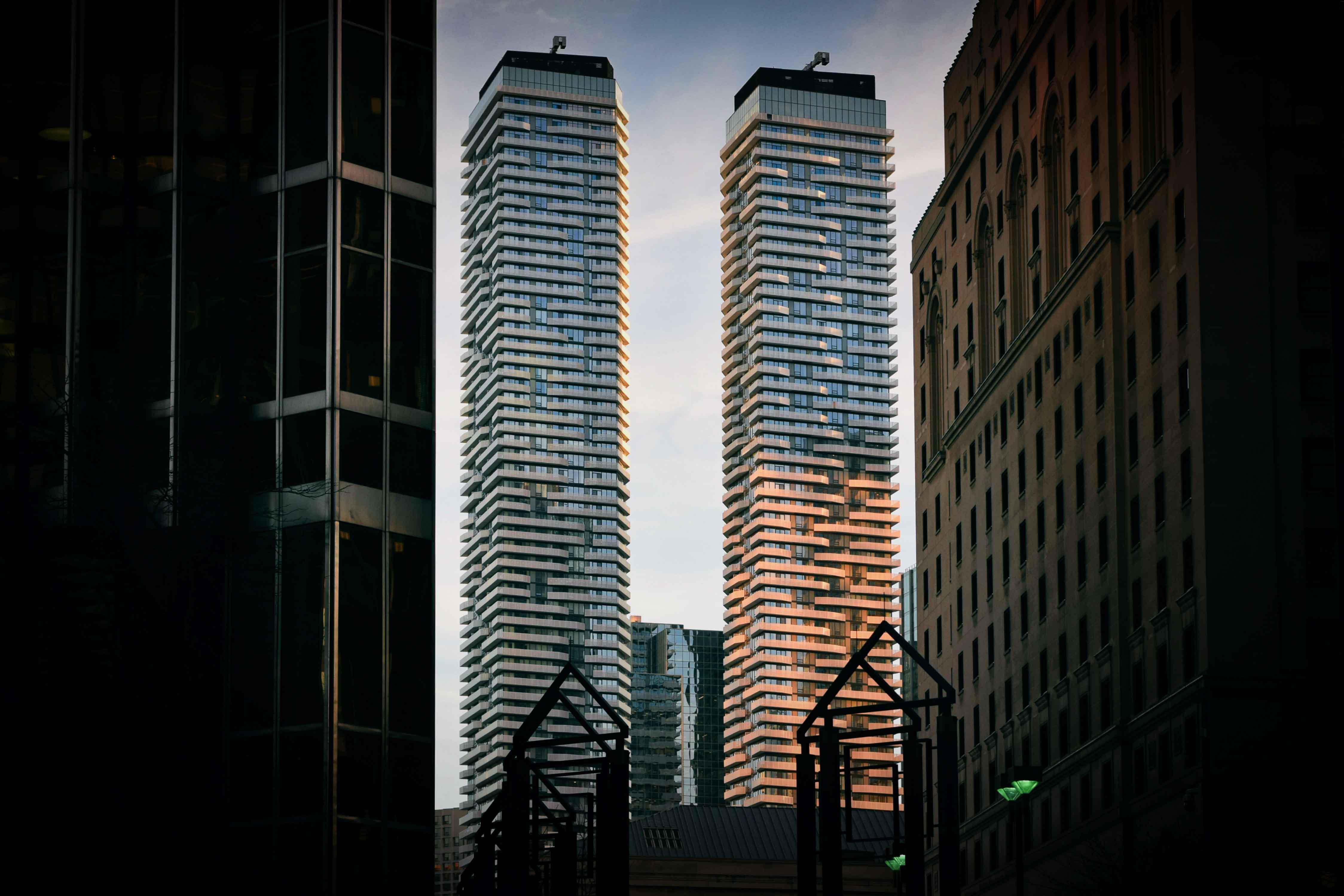 New Condo Buildings in Toronto: Market Wharf