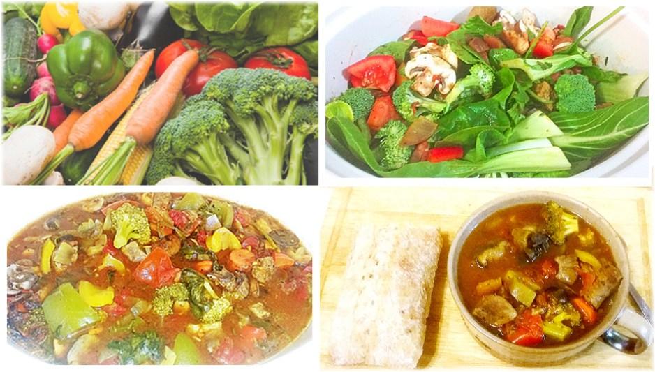 Garden Beef Stew. Your Winter Comfort Food