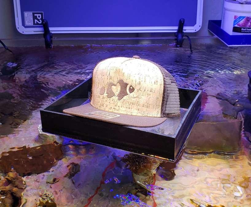 The Love Aquarium Hat - Cork