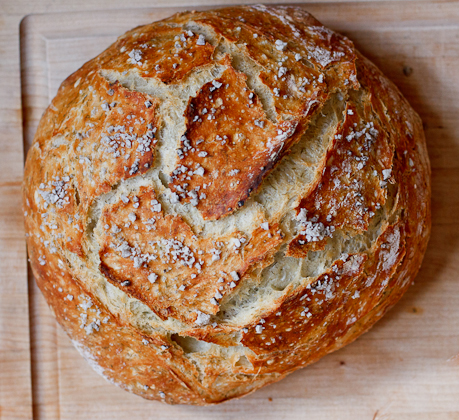 The Easiest Way to Make Bread at Home