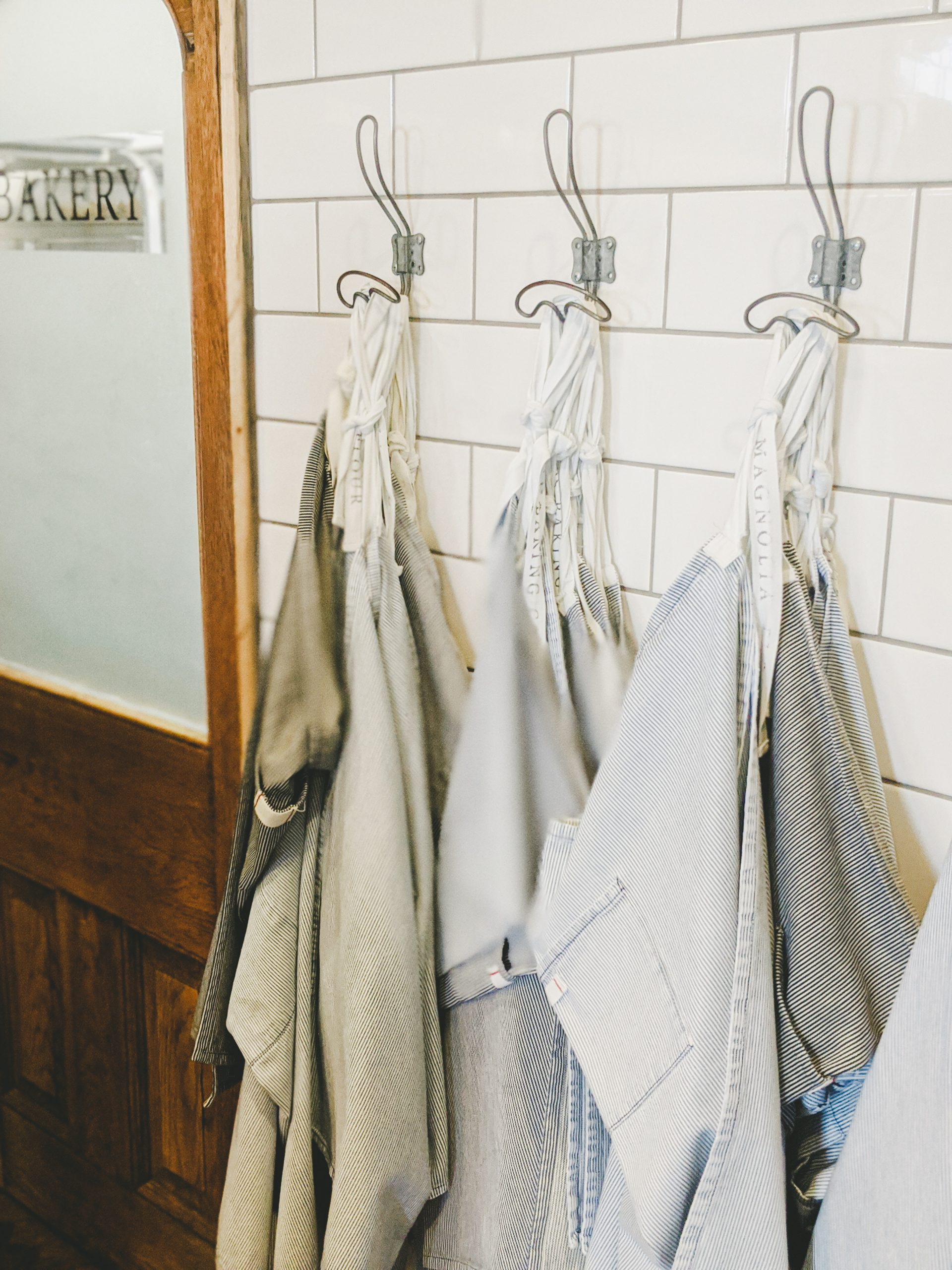 silos baking co. aprons