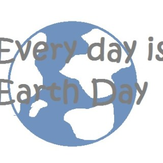 Earth Day & Nothing New