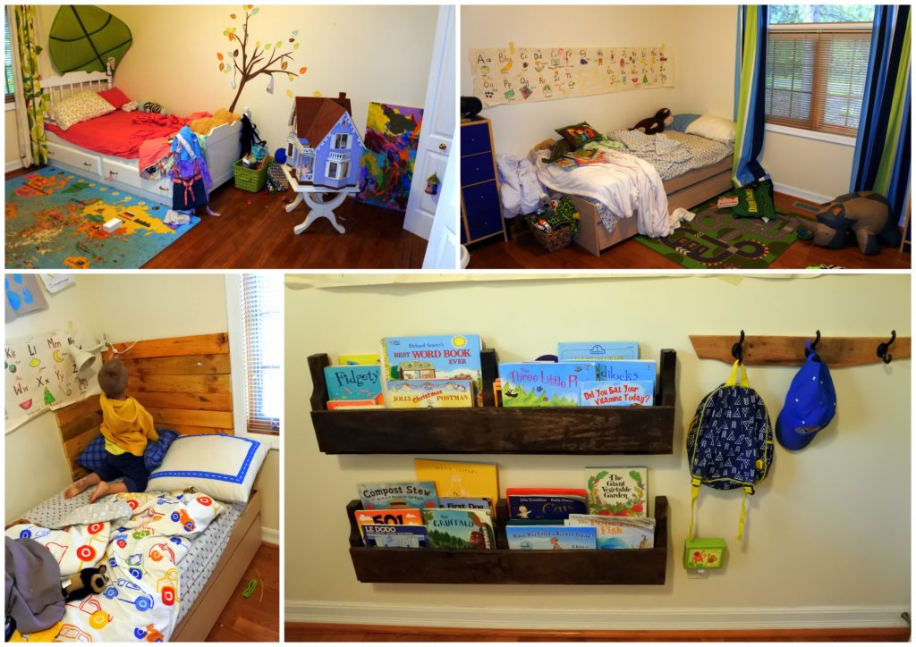 zero waste upcycle trash pallet project thrift second-hand pre-loved recycle earth day kids rooms decor jackie lane mom blog ottawa canada